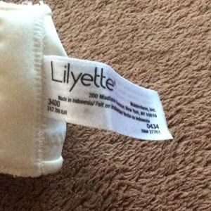 6320c435a121b Lilyette Intimates   Sleepwear - EUC Lilyette Enchantment minimizer bra
